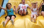 Obóz letni - dziewczyny szaleją